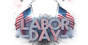 Labor Day - No School