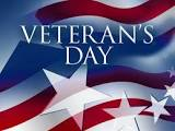 Veterans Day - No School